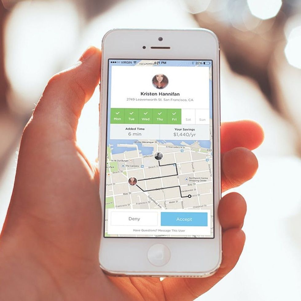 Wedding Hairstyle App: This New Rideshare App Is Like Uber For You + Your