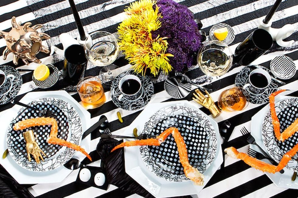 18 Ideas For A Beetlejuice Inspired Party Brit Co