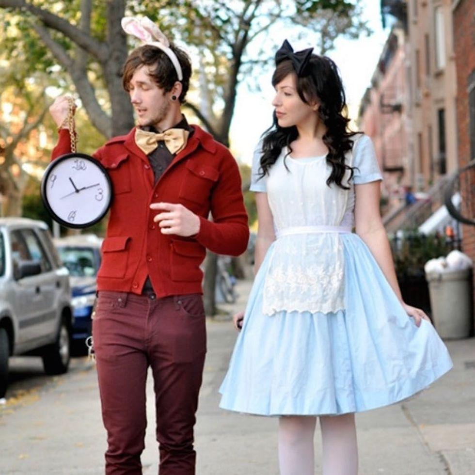 13 Disney Couples' Costumes for Halloween