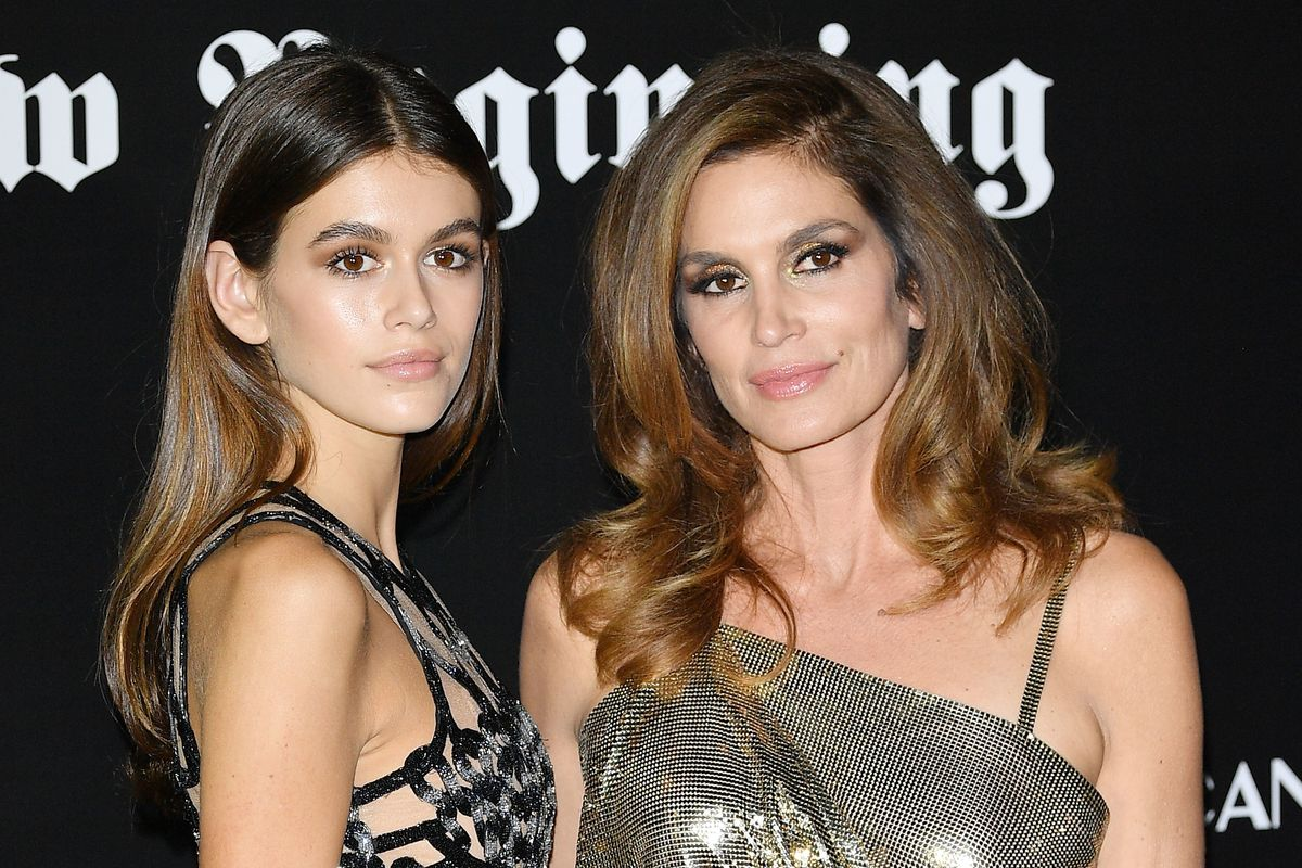 Cindy Crawford Defends Letting Kaia Gerber Pursue Modeling