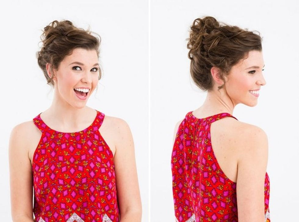 23 Easy Office Appropriate Hairstyles That Take No Time At