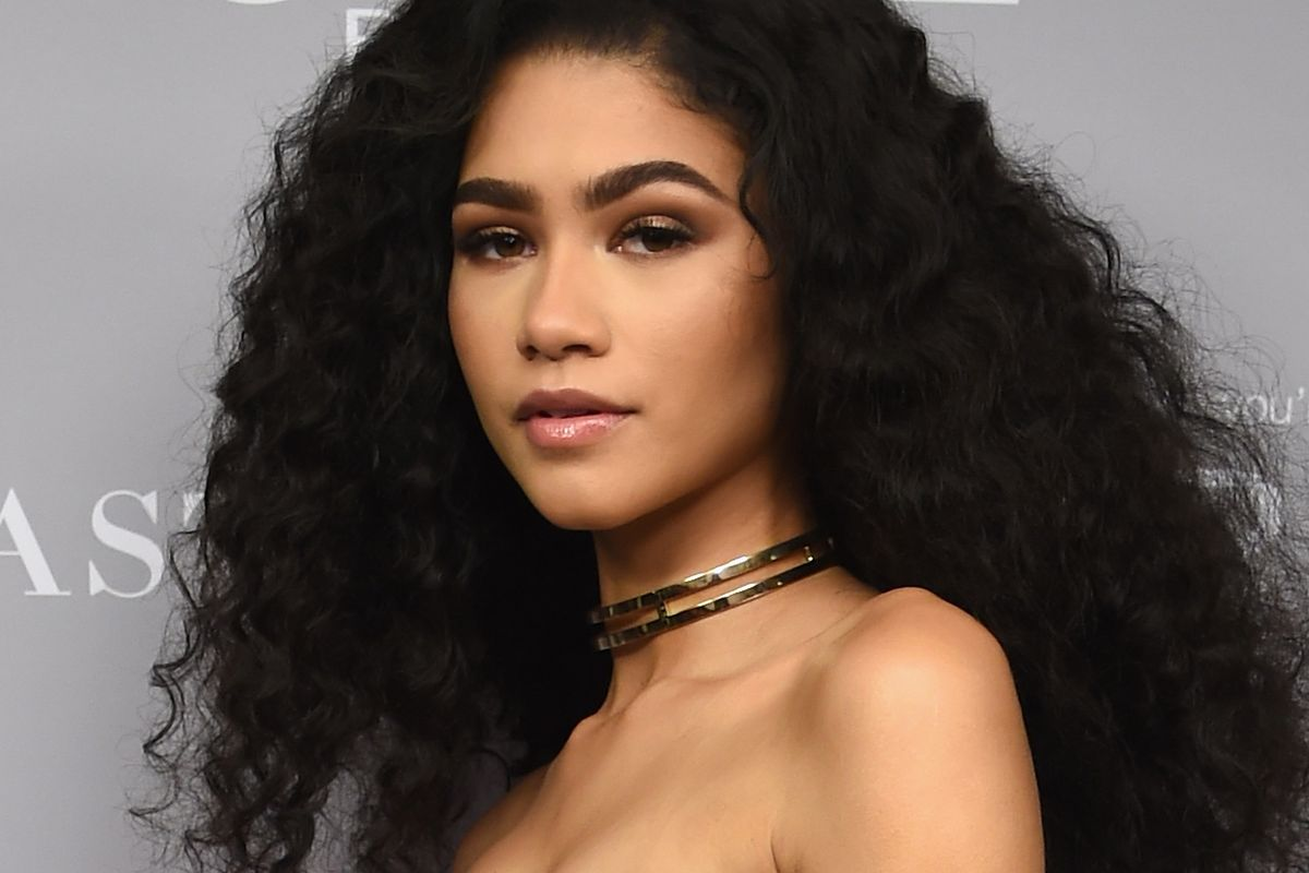 Zendaya Opens Up About Dealing With Anxiety