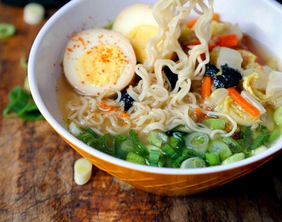 Slurp-Worthy: 16 Ramen Soup Recipes
