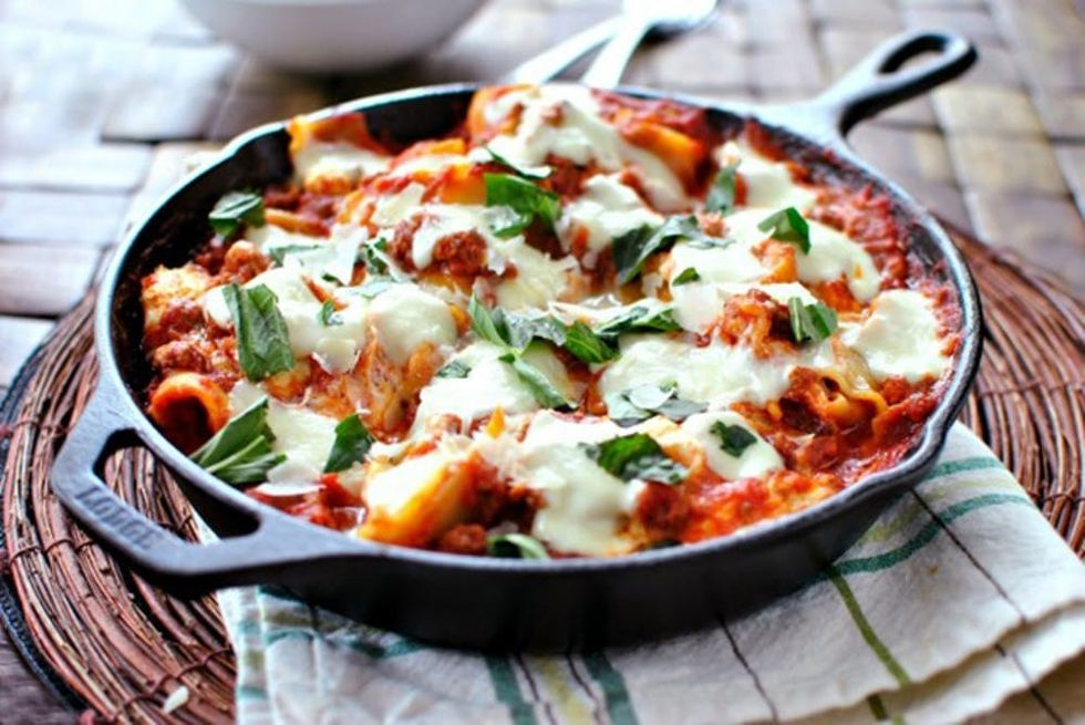 22 Cast Iron Skillet Recipes for Fall