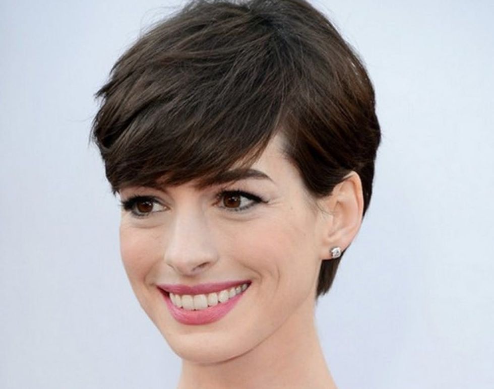 10 Pretty Ways To Grow Out Your Pixie Cut Brit Co