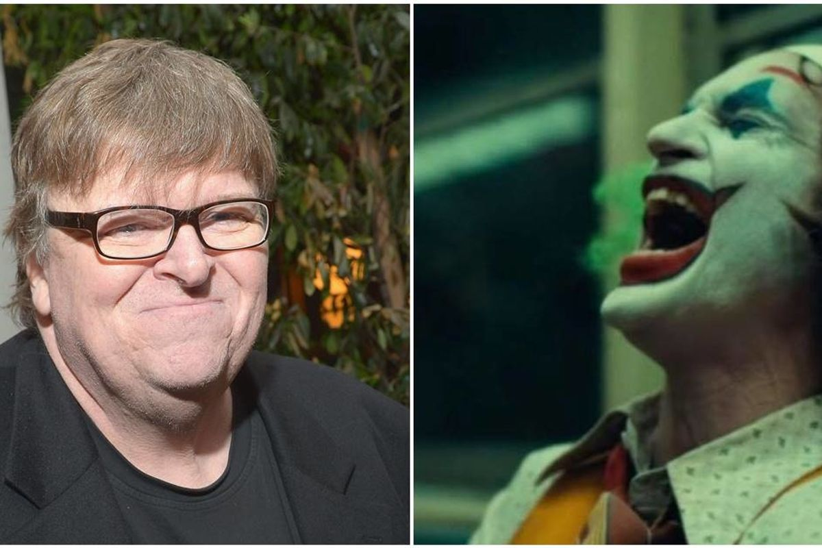 5 of the most powerful quotes from Michael Moore's viral Facebook post about Joker