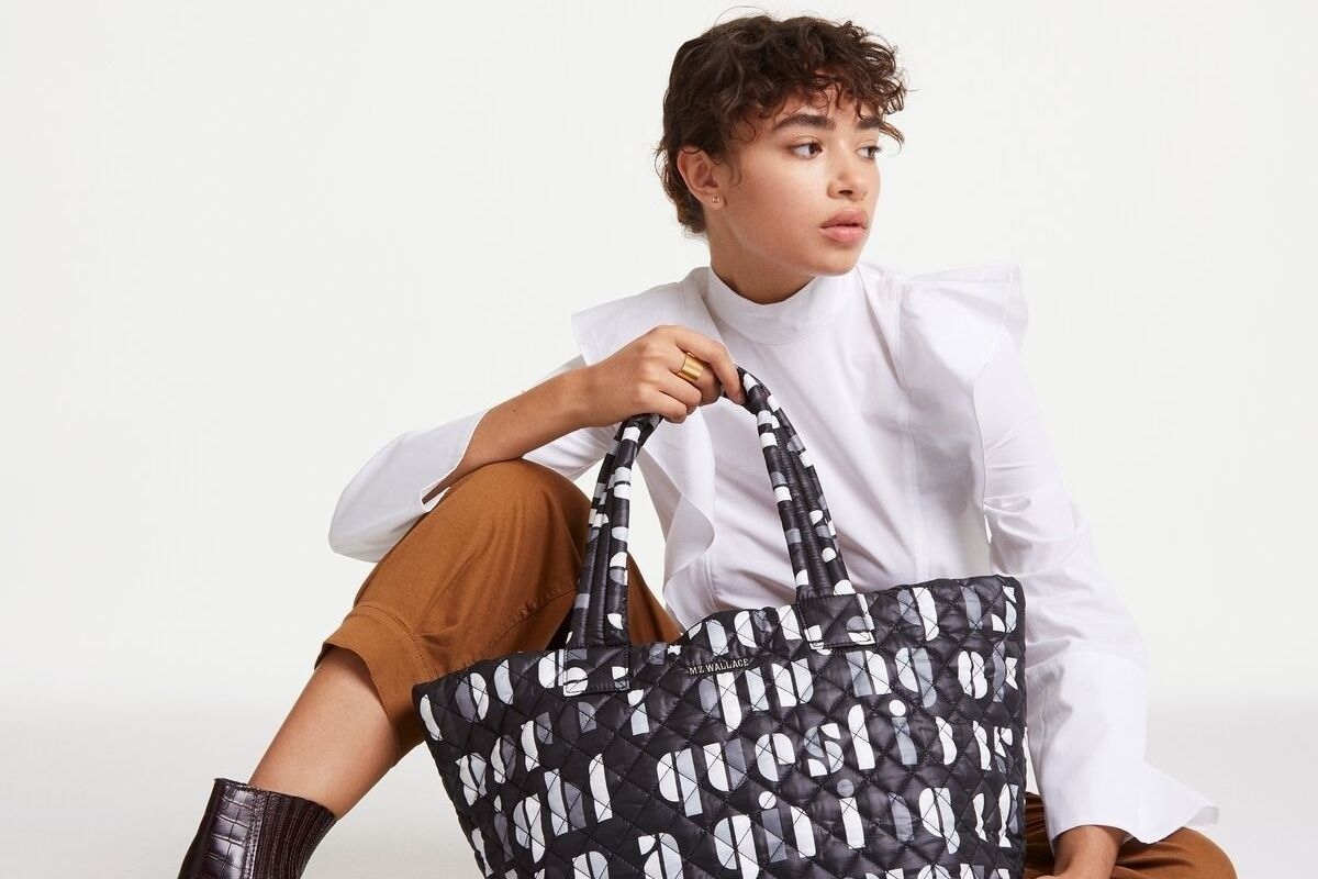 MZ Wallace Teams Up With Albers Foundation on Metro Tote