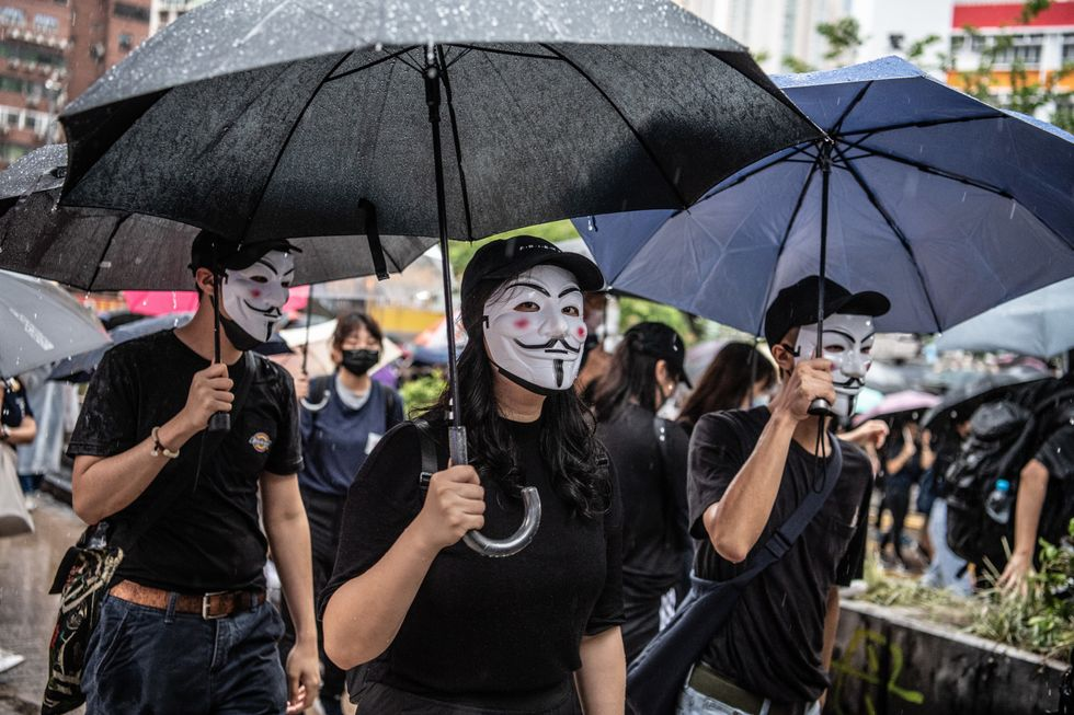 Gamers Are Calling For A Boycott Of China's Oppressive Regime In Support Of The Hong Kong Protests