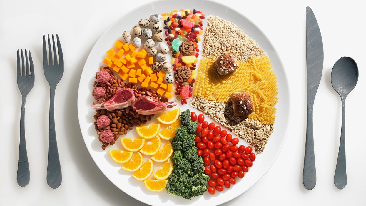 Dr. Mark Hyman: Here's How the Food Pyramid Should Look