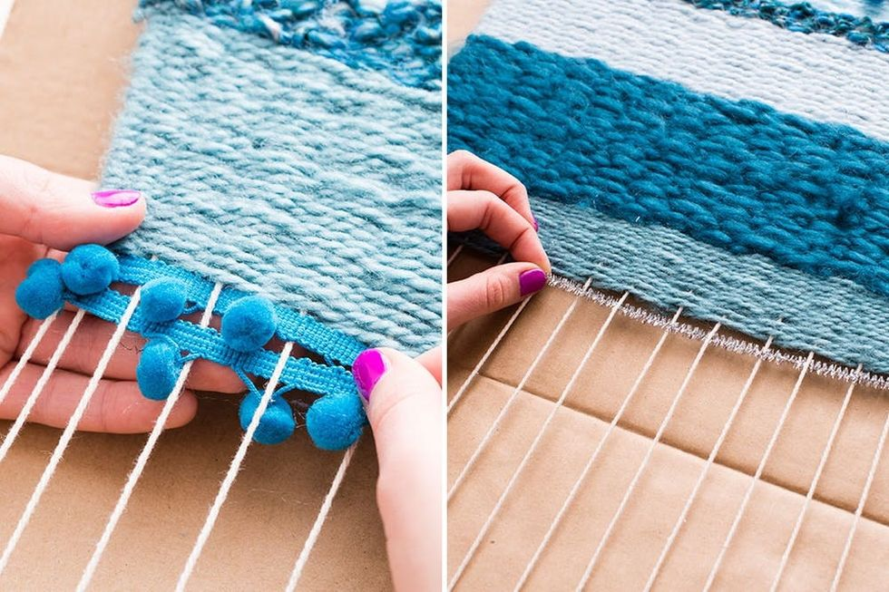 Image result for messed up weaving