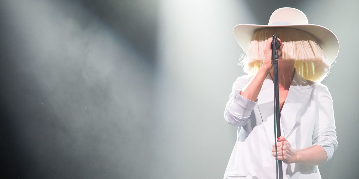 Sia Made One of the Cutest Care Bears You'll Ever See