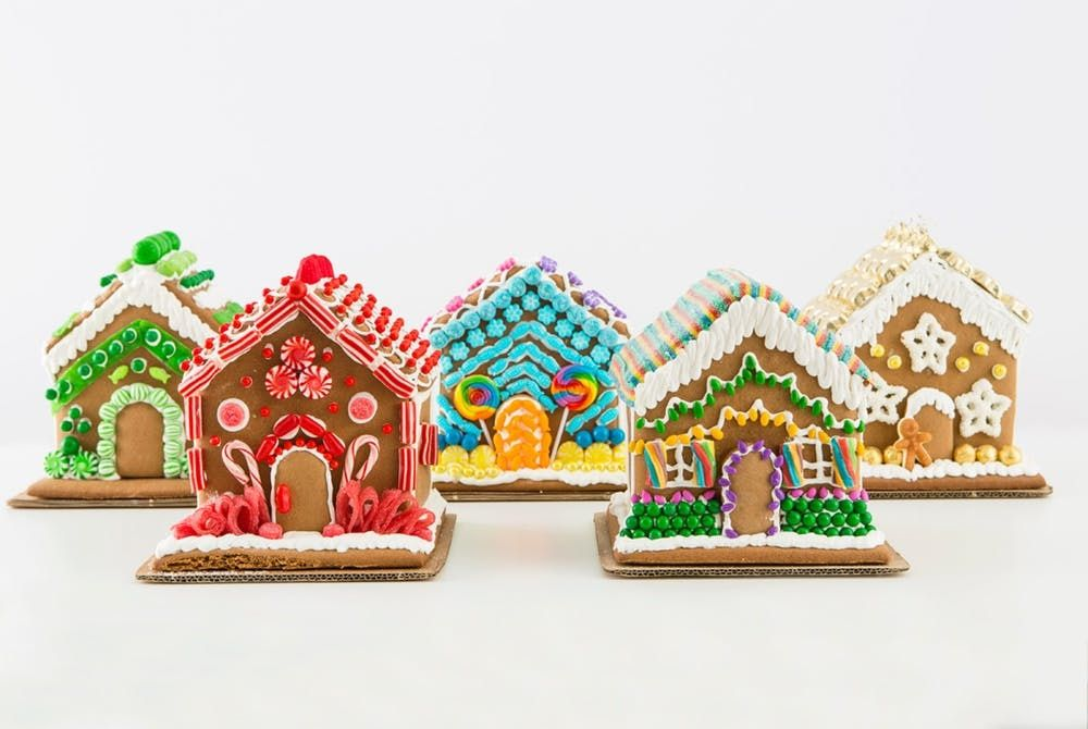5 Ways to Decorate the Best Gingerbread House EVER , Brit + Co