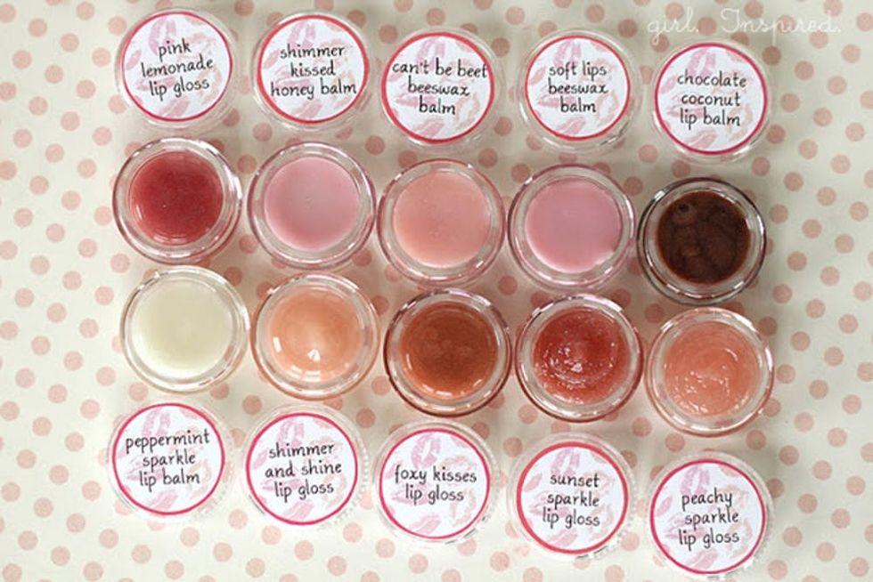 Deliciously Simple DIY Lip Balm Recipes