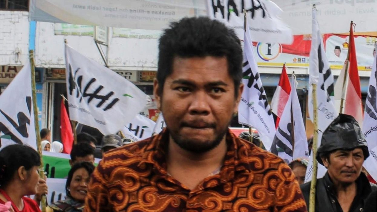 Suspected Murder of Another Environmental Activist in Indonesia