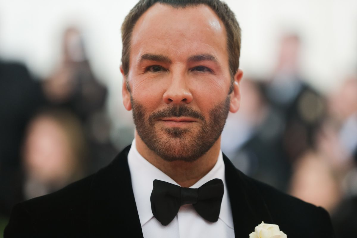 Tom Ford Got Slapped in the Face by a Very Angry Customer