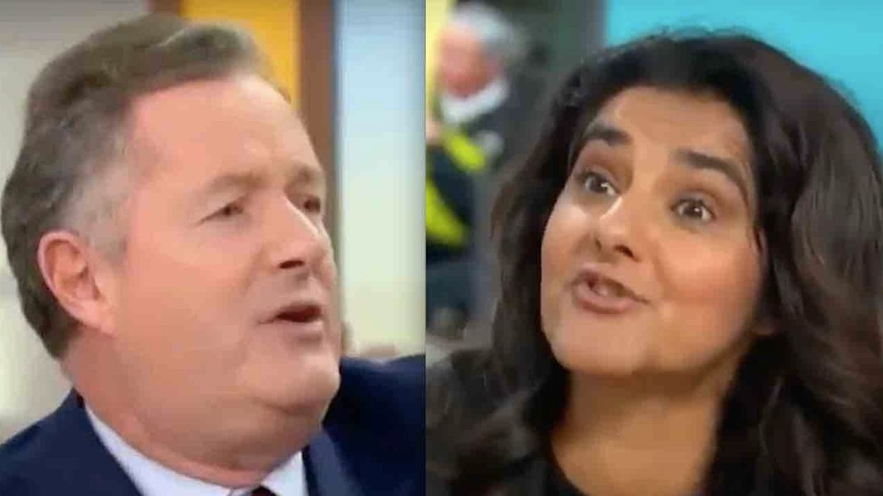 Piers Morgan rips into 'hypocritical' climate activist and her 'own carbon footprint' issues: 'Why don't you practice what you preach?