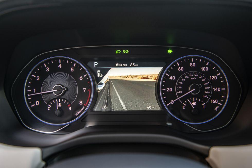 2020 Hyundai Palisade Blind Spot Monitoring
