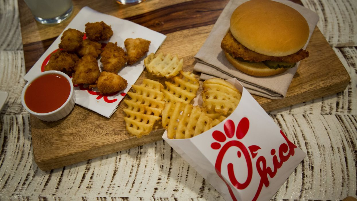 High school refuses free catered lunch from Chick-fil-A over views on LGBTQ issues