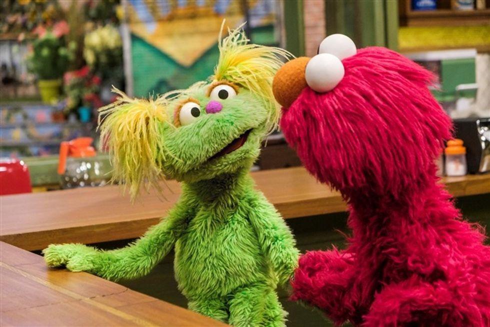 Sesame Street's Karli struggles with parental addiction and so do I