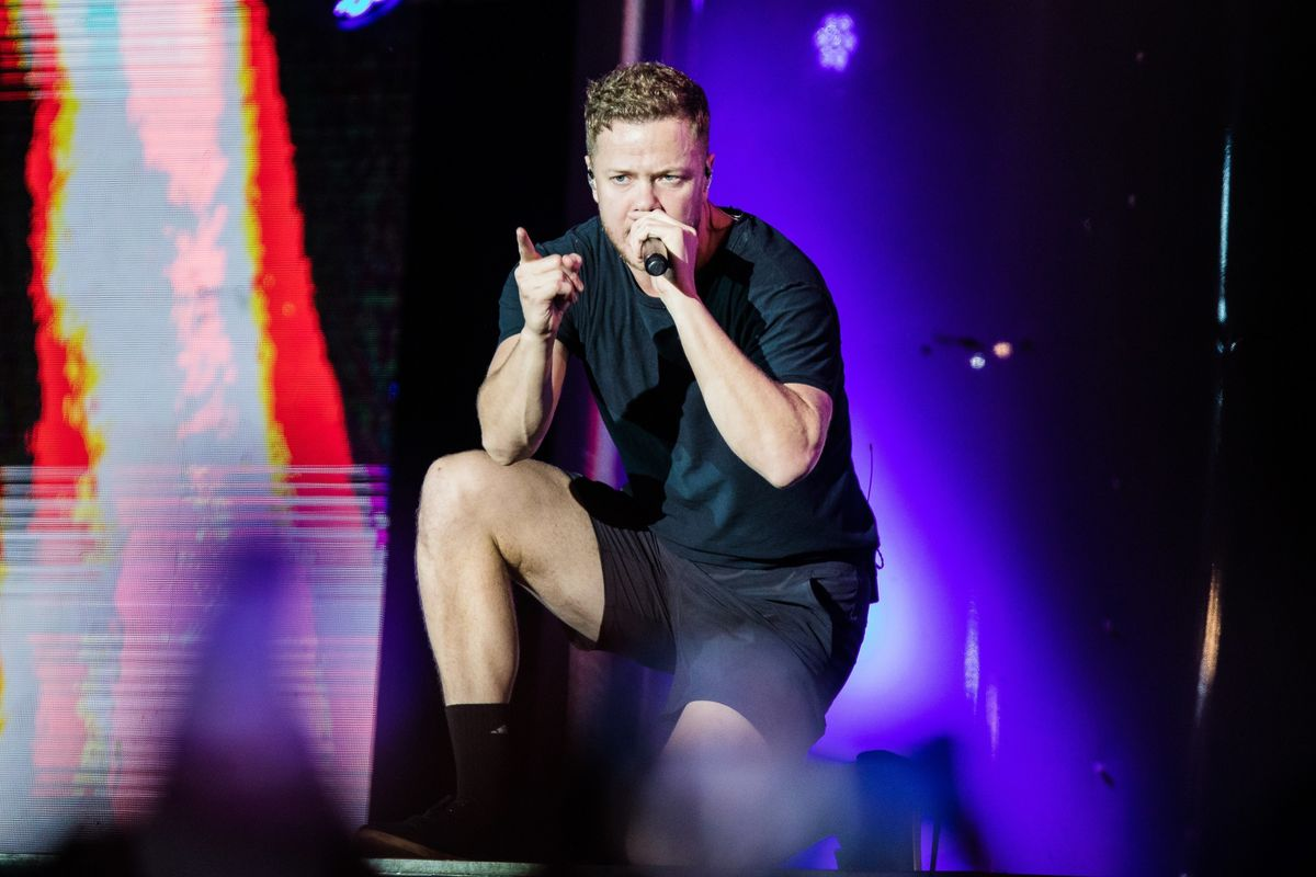 Dan Reynolds From Imagine Dragons Urges Dr. Luke Boycott