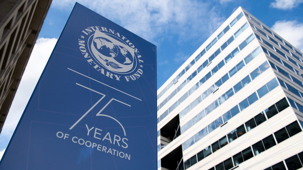 IMF Says Carbon Tax Is Most Powerful Way to Fight Climate Crisis
