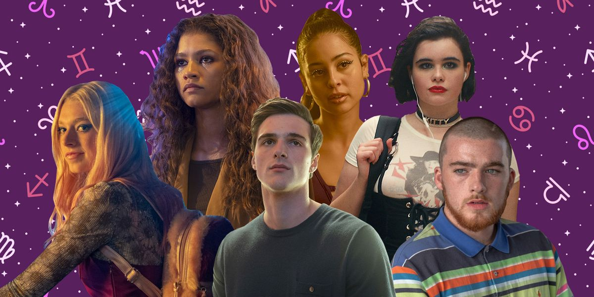 Here Are The Zodiac Signs For All The Characters On 'Euphoria'