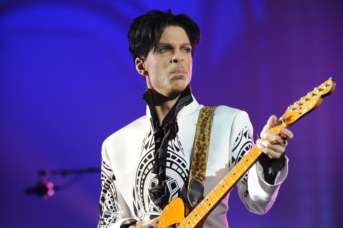 Prince's Estate Is Beefing With Trump