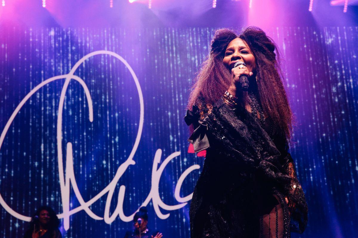 Chaka Khan Says Collab With Ariana Grande Won't 'Change the World'