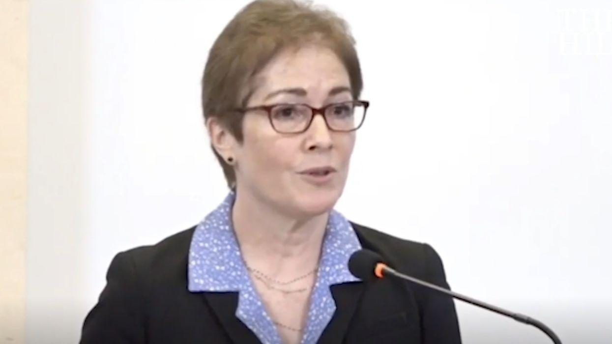 John Solomon: Ex-ambassador Yovanovitch blocked Ukraine investigation before being ousted by Trump