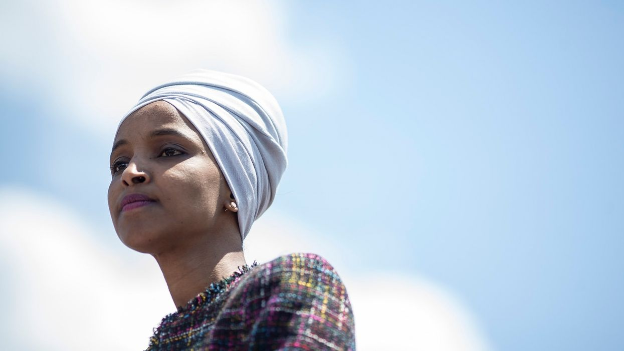 Rep. Ilhan Omar lashes out against 'right wing lurking snakes' in social media post