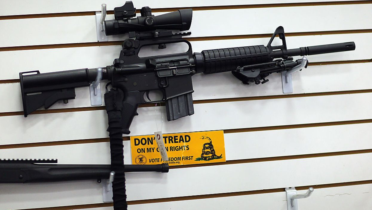 California enacts most radical gun seizure, gun control law yet — even the ACLU is speaking out