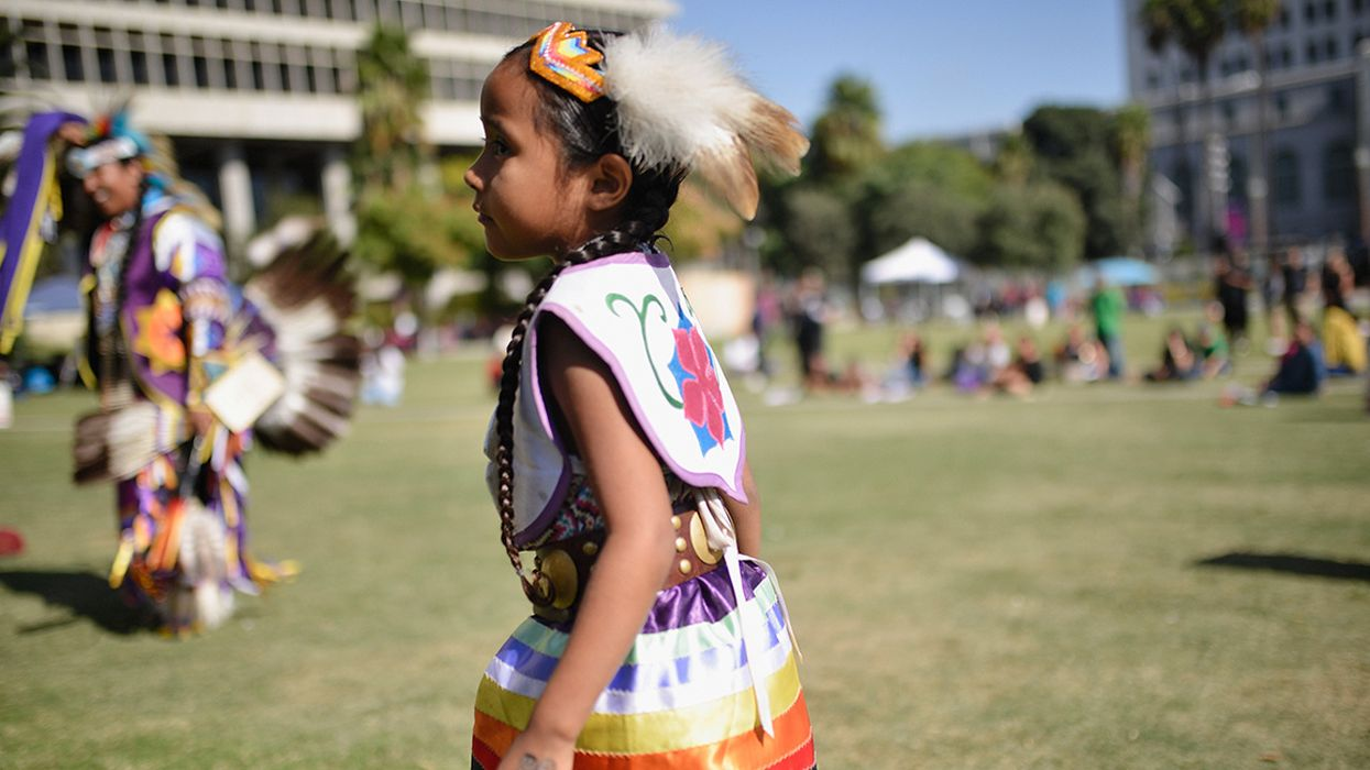 Why More Places Are Abandoning Columbus Day in Favor of Indigenous Peoples' Day