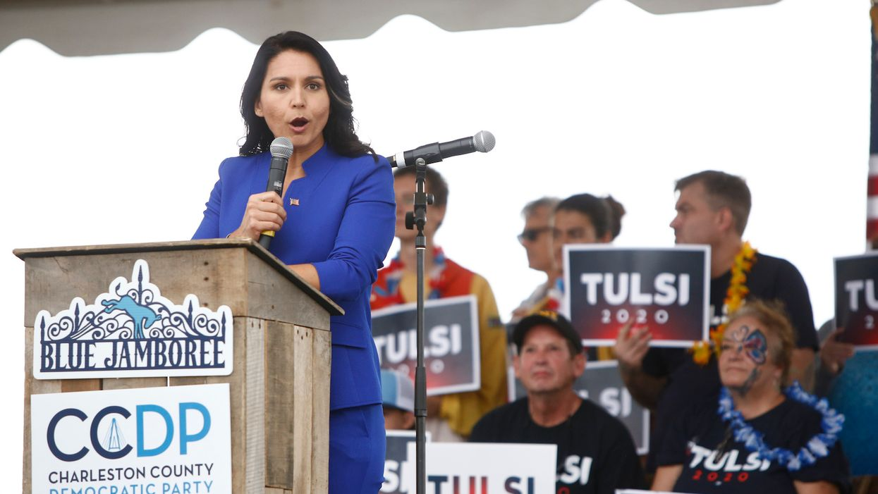 Tulsi Gabbard says she might skip the next debate because the DNC is so corrupt