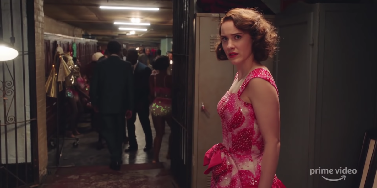Midge Gets A First Taste Of Stardom In New 'The Marvelous Mrs. Maisel' Trailer