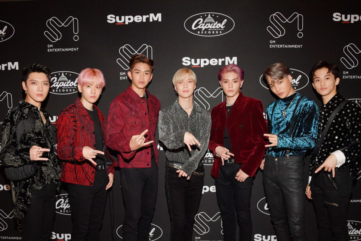 Will SuperM Be the Next K-Pop Group to Rule the World?