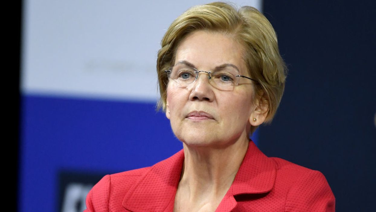 Facebook responds after Elizabeth Warren runs political ad with complete lie: 'Let voters decide'