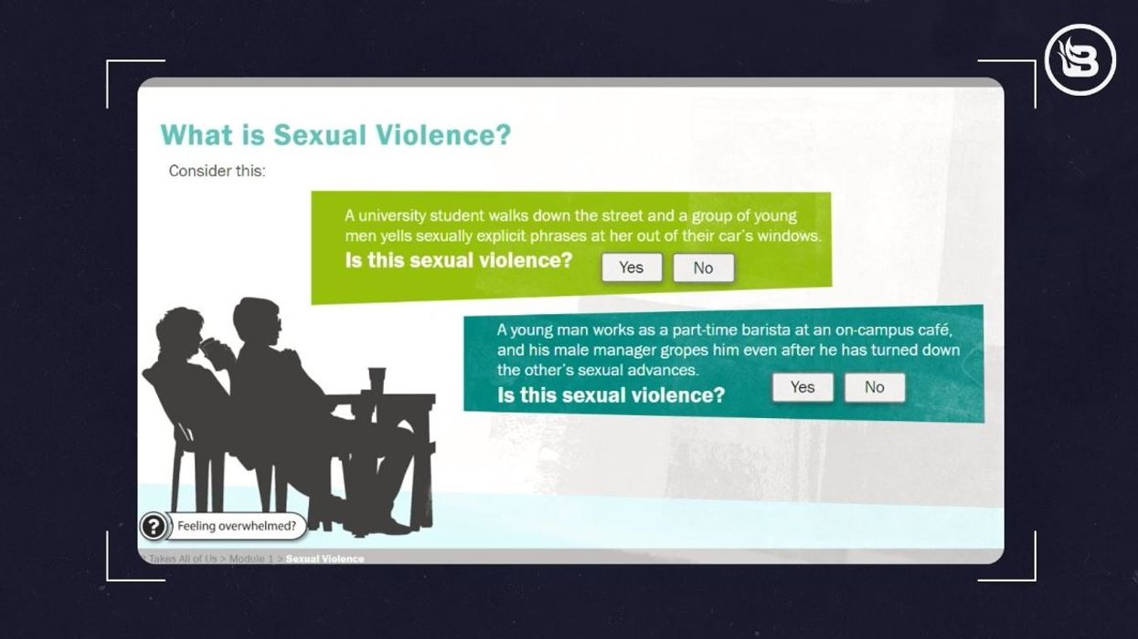 Mandatory college course teaches students 'not to rape'