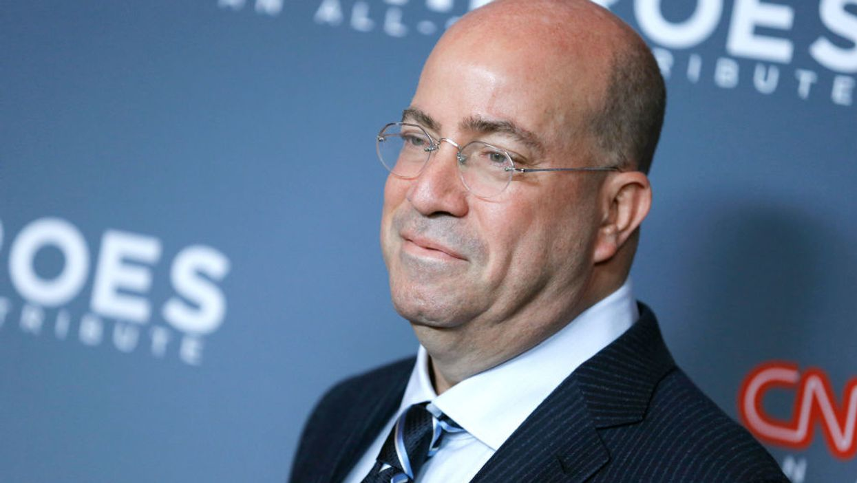 CNN's Zucker on employee friendships with Lindsey Graham: 'Time to knock that off. And it's time to call him out'