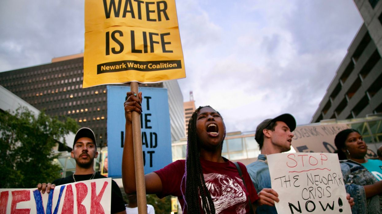 Water Inequality Used to Be a Developing World Problem Only. Not Any More.