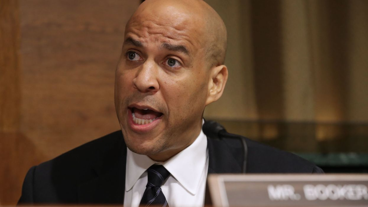 Cory Booker accuses Pete Buttigieg of 'doing the NRA's work for them' by referring to mandatory buybacks as 'confiscation'