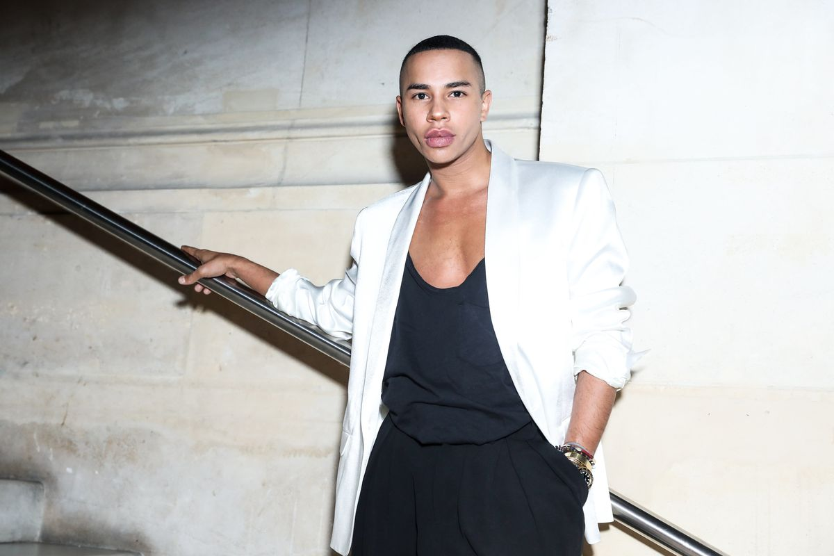 Olivier Rousteing on Social Media, AIDS and Kylie Jenner