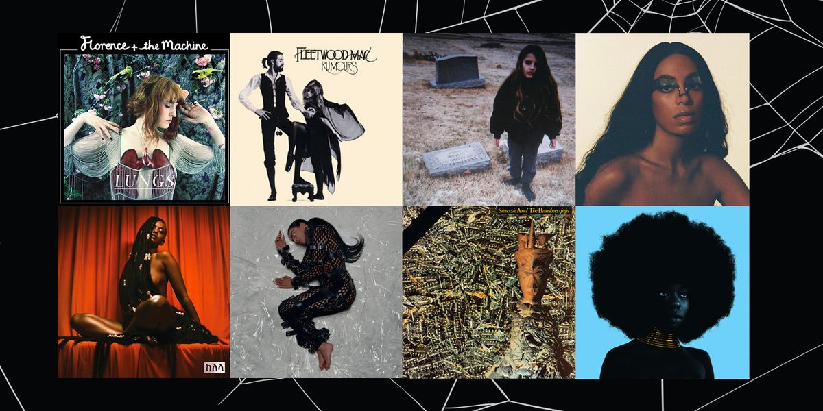16 Witchy Albums To Set The Vibe For Spooky Season