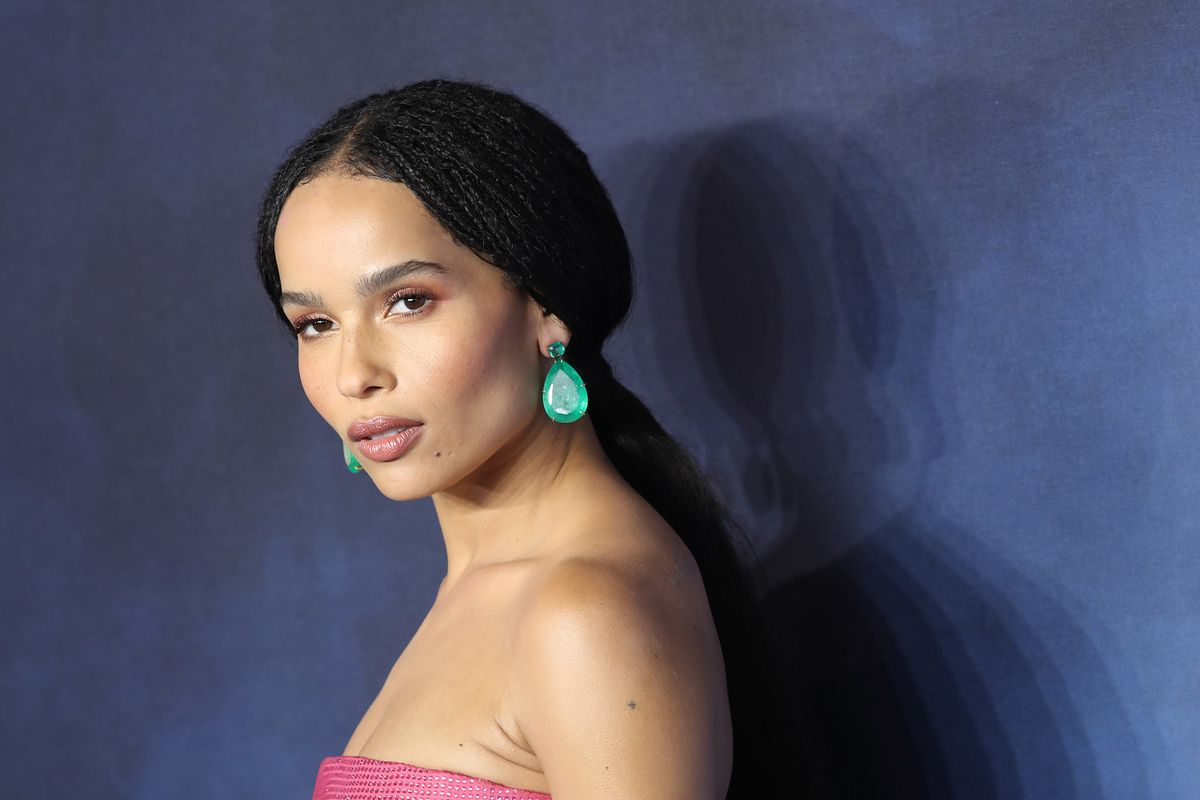 Zoë Kravitz Is Your Catwoman