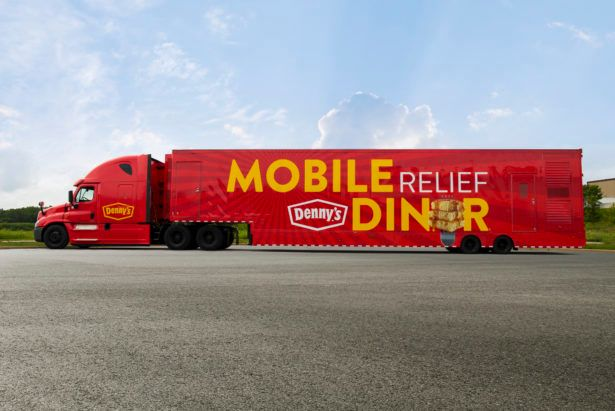 Hauling Hope, Relief and Hot Meals to Communities in Need