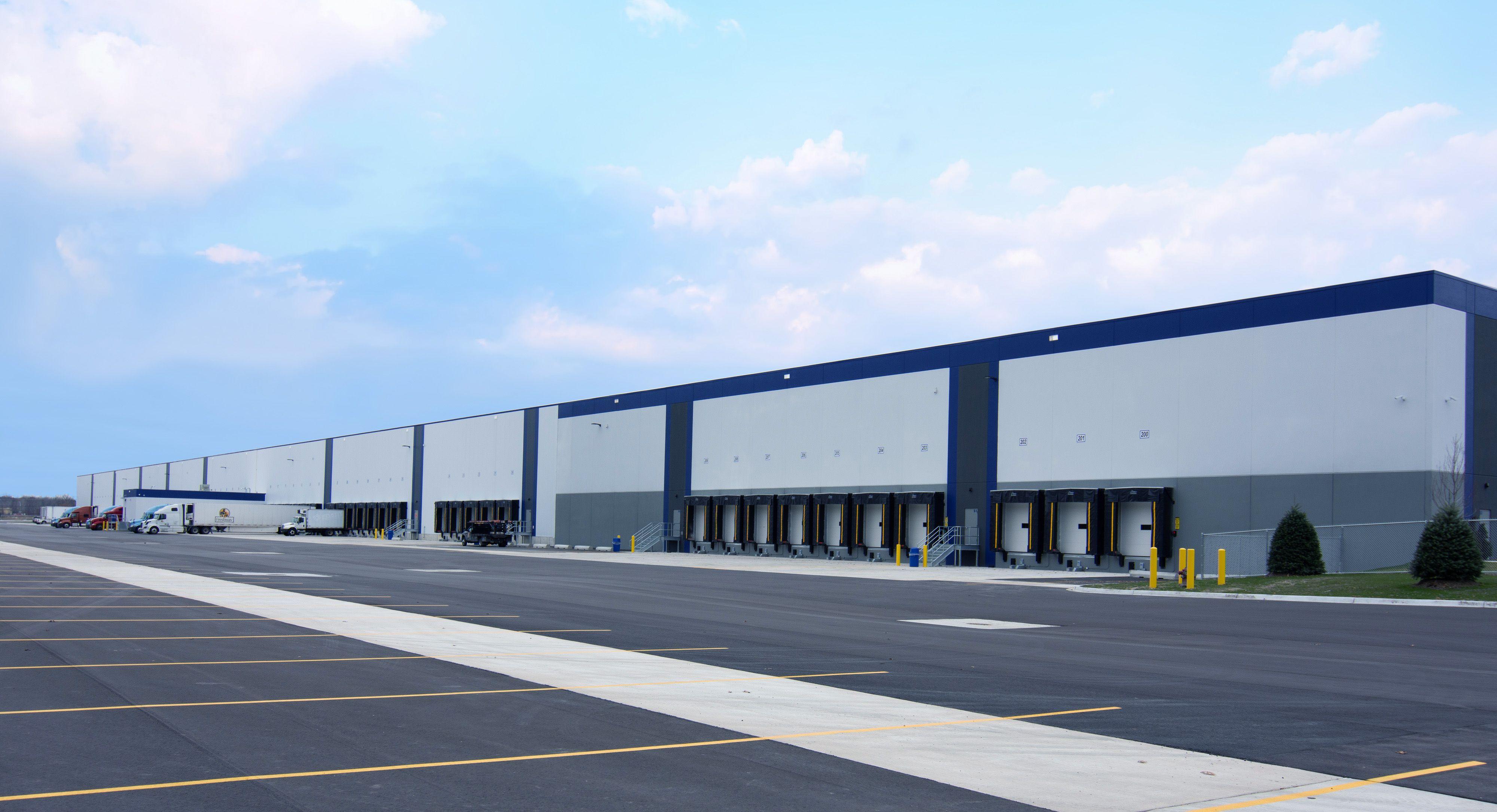 Penske Logistics Opens New Michigan Fresh Distribution Center in Romulus to Serve  The Kroger Co. of Michigan