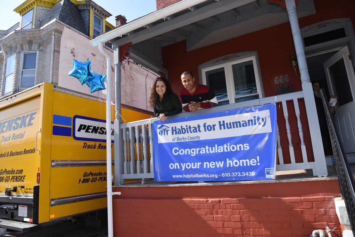 Penske Associates Celebrate Completion of Pennsylvania Habitat Project
