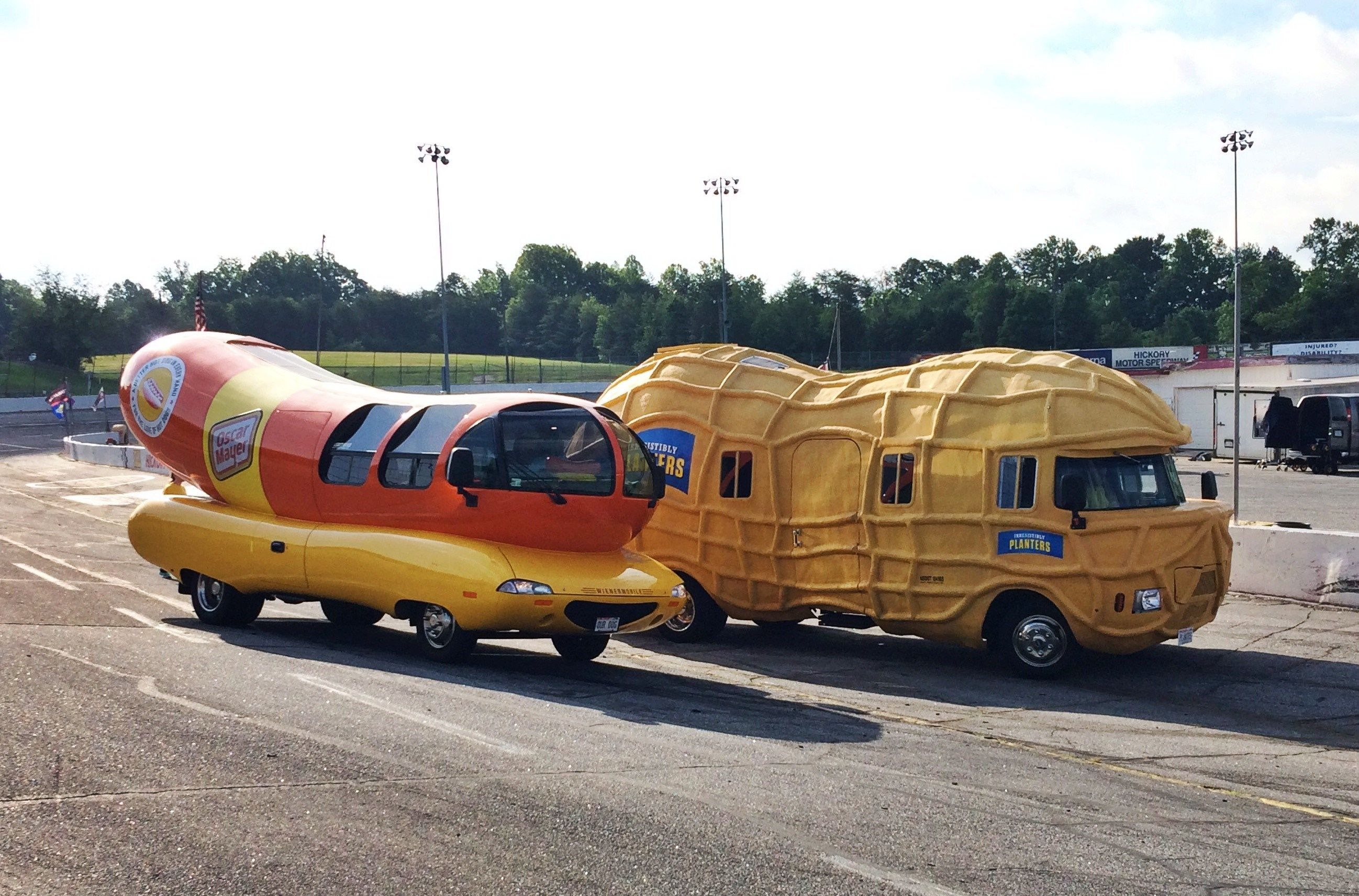 Penske Helps Iconic Wienermobile and NUTmobile Roll into Summer