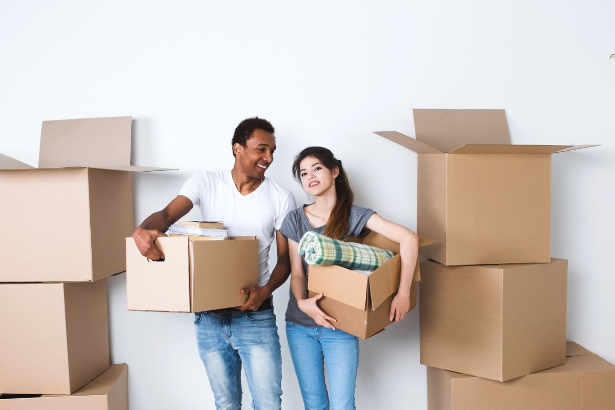 Moving Tips for First-Time Homeowners