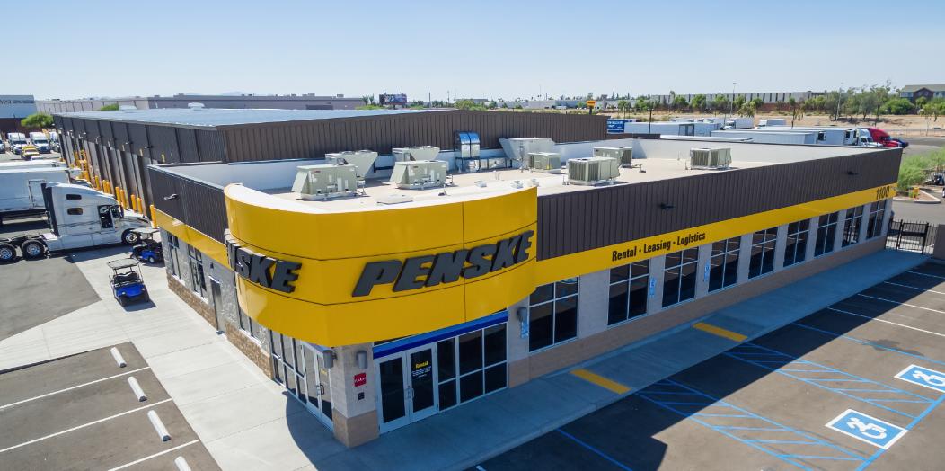 Penske Truck Leasing Opens New Facility in West Phoenix
