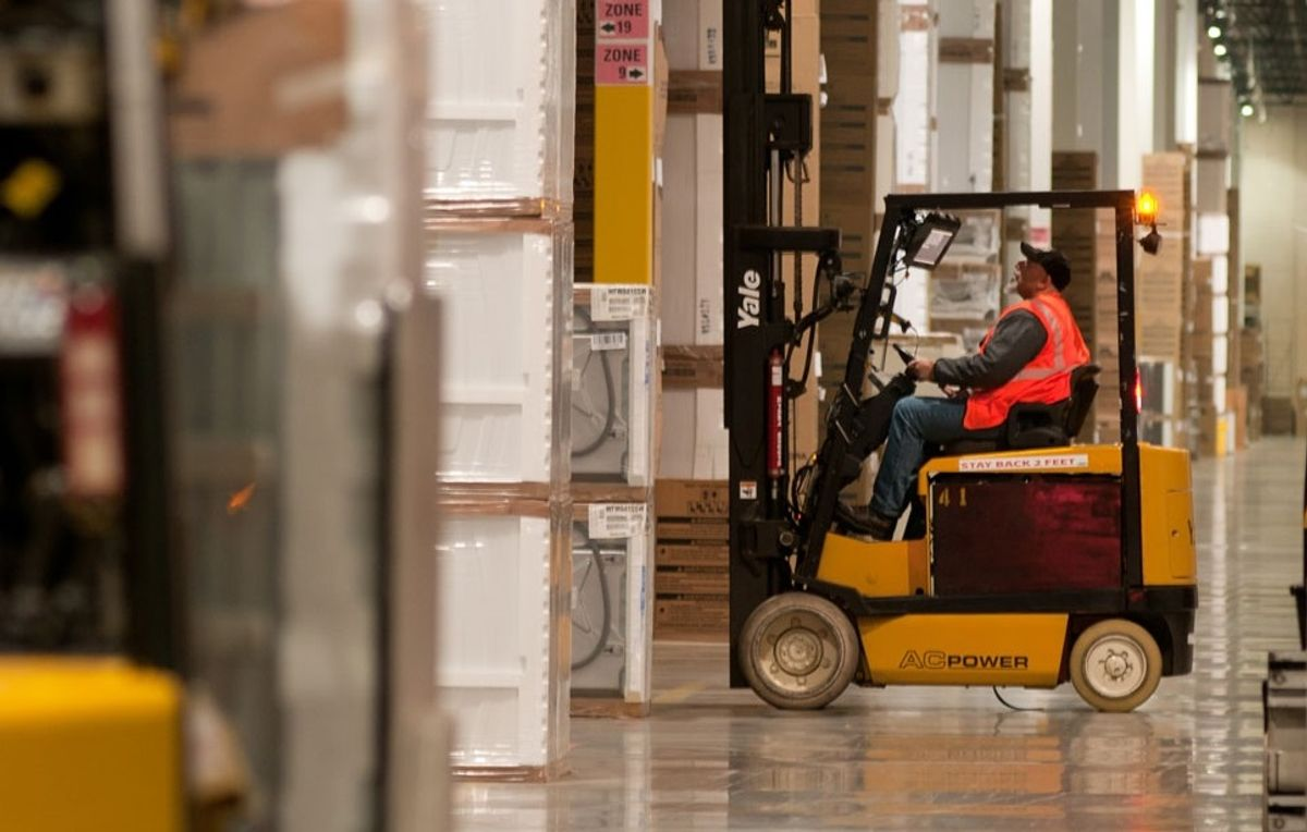 Lifting Up Safety the Focus of National Forklift Safety Day